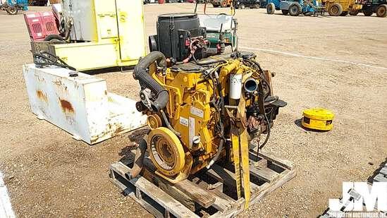 2006 CATERPILLAR C7 SN: WAX33801 ENGINE