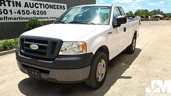 2006 FORD F-150XL  EXTENDED CAB PICKUP VIN: 1FTRF12276NA87238