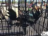 16' SPORTSMAN ART GATE
