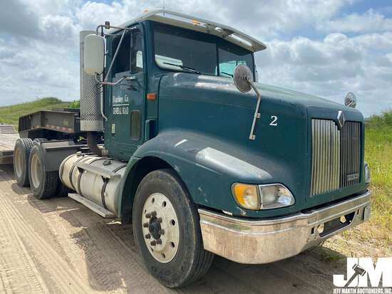 1999 INTERNATIONAL 9200 VIN: 2HSFMAXR2XC091145 TANDEM AXLE DAY CAB TRUCK TRACTOR