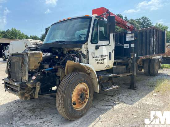 2007 INTERNATIONAL 4300 VIN: 1HTMMAAR87H505209 S/A GRAPPLE TRUCK
