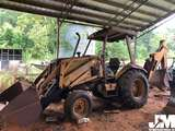 1990 CASE 580K LOADER BACKHOE SN: JJG0029595