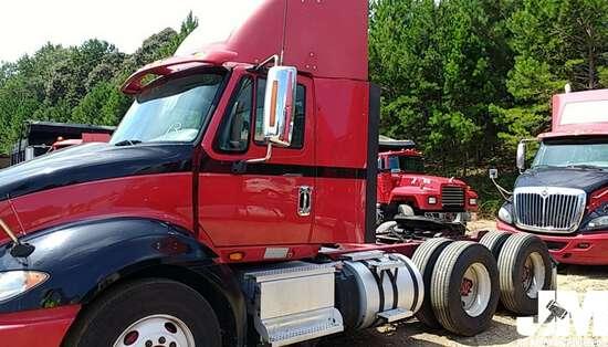 2014 INTERNATIONAL LF677 VIN: 1HSDHSNR6EH760656 TANDEM AXLE DAY CAB TRUCK TRACTOR