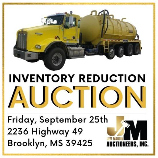 Inventory Reduction Public Auction