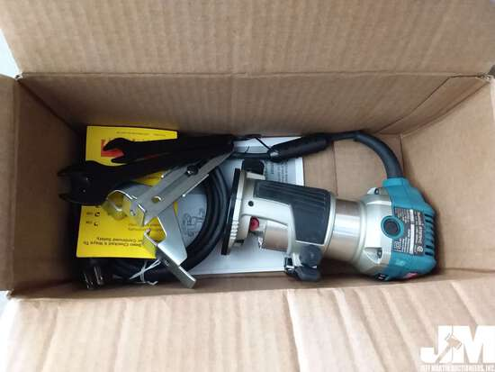 (RECONDITIONED) MAKITA ROUTER/TRIMMER