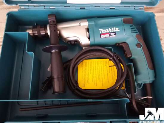 """(RECONDITIONED) MAKITA HP2050-C 1/2"""" 2-SPEED HAMMER DRILL ELECTRIC"""