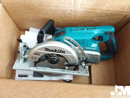 """(RECONDITIONED) MAKITA BRUSHLESS 7 1/4"""" CIRCULAR SAW BATTERY POWERED"""