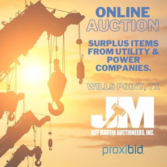 Surplus Liquidation Online Auction