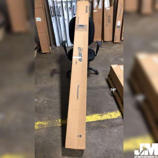 PHILIPS FLUORESCENT TUBE LIGHTS FEATURING ALTO LAMP TECHNOLOGY, BOX INCLUDES