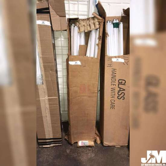 BOX OF PHILIPS ECONO-WATT 30 WATT FLUORESCENT LIGHT TUBES, 14