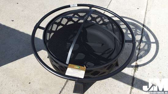 LEIGH COUNTRY GOLDEN DAWN ROUND FIRE PIT