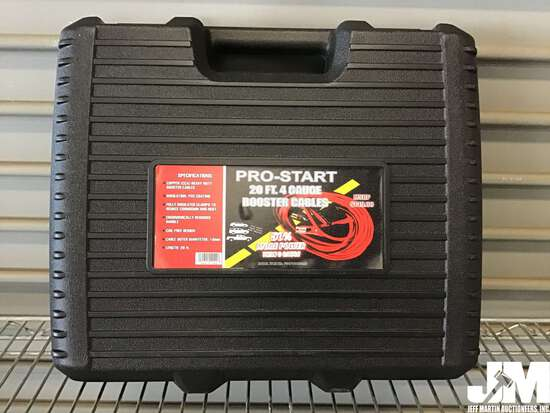 (UNUSED) PRO START 20' BOOSTER CABLES
