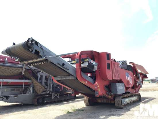 2016 STRIKER H4800R SN: Q304616 IMPACT CRUSHER