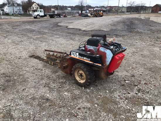 DITCH WITCH 1820 MTL SN: IL3739