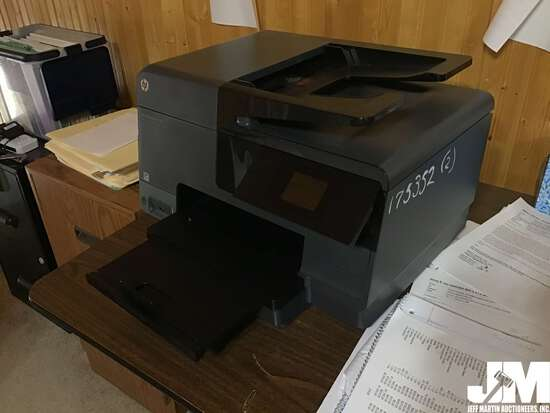 QTY OF (2) HP OFFICEJET PRO 8610 ALL IN ONE