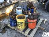 QTY OF MISC CONCRETE HARDWARE