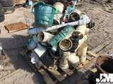 QTY OF MISC PVC PIPE FITTINGS AND COUPLERS
