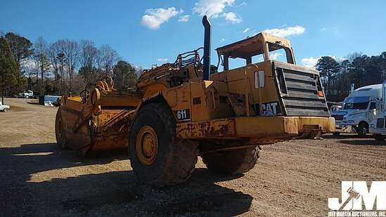 2000 CATERPILLAR 621F ELEVATING SCRAPER SN: 6SZ00208