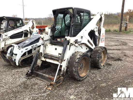 2001 BOBCAT 873 SKID STEER SN: 514149840