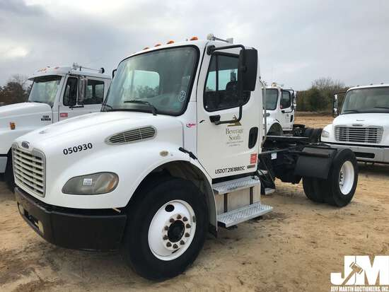 2005 FREIGHTLINER M2 VIN: 1FUBCYDC75HU50930 SINGLE AXLE DAY CAB TRUCK TRACTOR