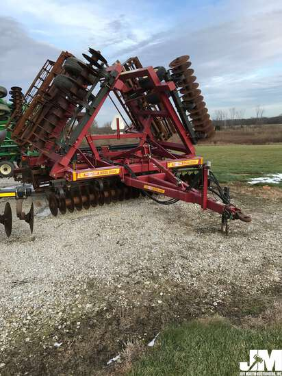 MCFARLANE RD-4030-RB DISC HARROW SN: 12374