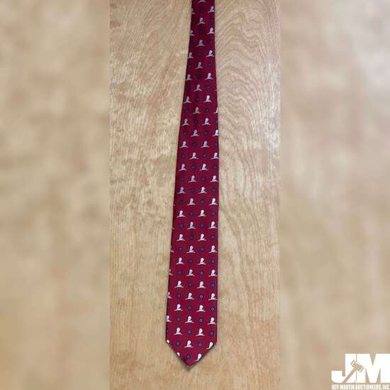 MENS NECK TIE FOR THE BENEFIT OF ST. JUDES CHILDRENS