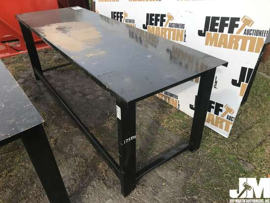 """(UNUSED) 30"""" X 90"""" STACKING TABLE"""