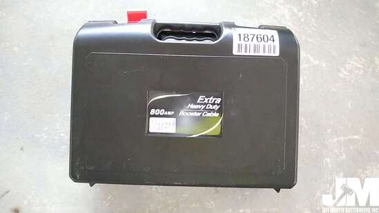 (UNUSED) 25' 1 GA 800 AMP EXTRA HEAVY DUTY BOOSTER