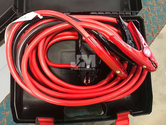 (UNUSED) 25' EXTRA HEAVY DUTY BOOSTER CABLE
