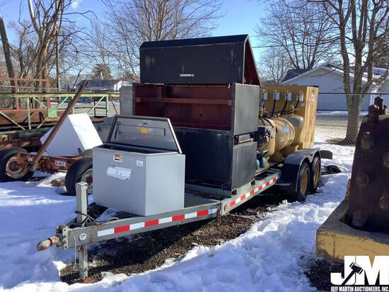 2004 SAGE OIL VAC 11880 SN: 0711SA6695 OIL RECYCLING SYSTEM