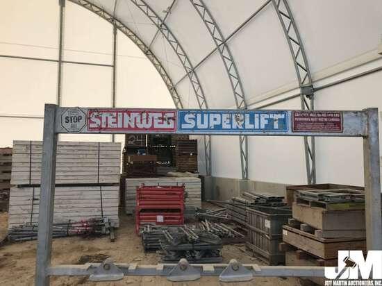 1984 STEINWEG SUPERLIFT SN: 1175 MATERIAL LIFT