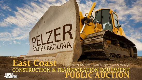 EAST COAST CONST & TRANS EQUIP AUCTION - RING 1