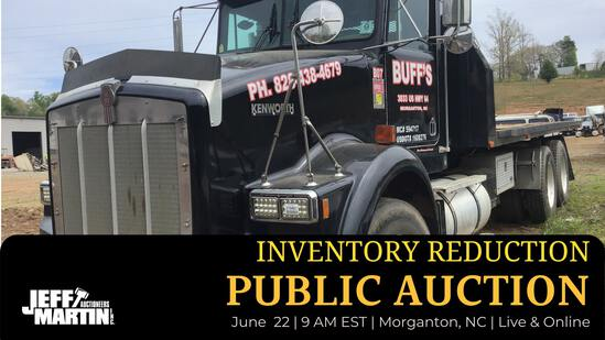 Inventory Reduction Auction- Buff's Auto Sales