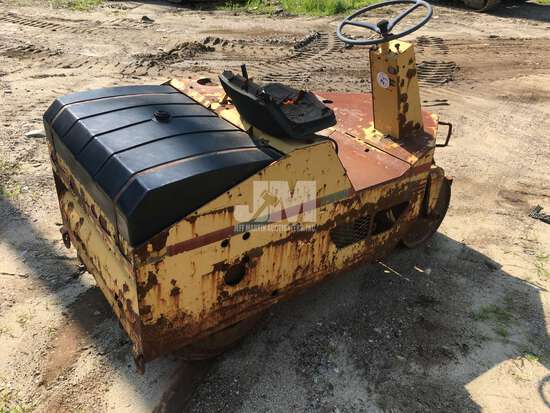 BEUTHLING B200 SN: 251468DS DOUBLE DRUM ROLLER