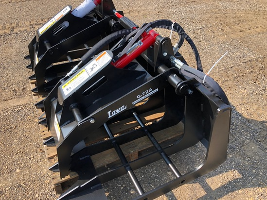 """2018 LOWE 72""""  G-72A Grapple New"""