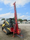 2007 King Hitter Hydraulic Fence Driver