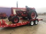 1966 Farmal 806 2wd Tractor
