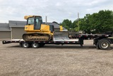 2015 Towmaster T-24T 40Ft Deck over Trailer