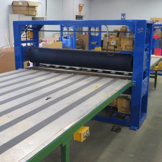 Plastics equipment- Sawmill Equipment- Forklifts