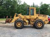 Case 621 wheel loader