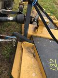 3pt. Woods finish mower