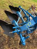 3pt. 14in. 3 bottom plow