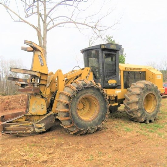 Appalachian Equipment Auction