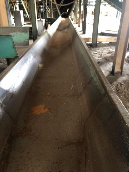Webster vibrating conveyor