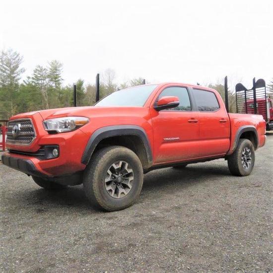 Toyota Tacoma Pickup Truck
