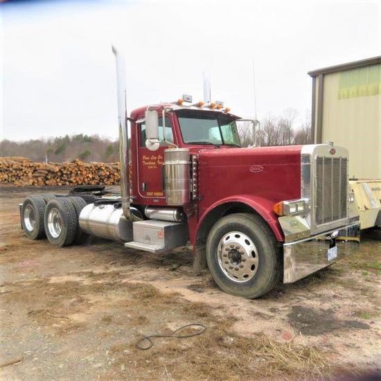 Peterbuilt 379 Truck