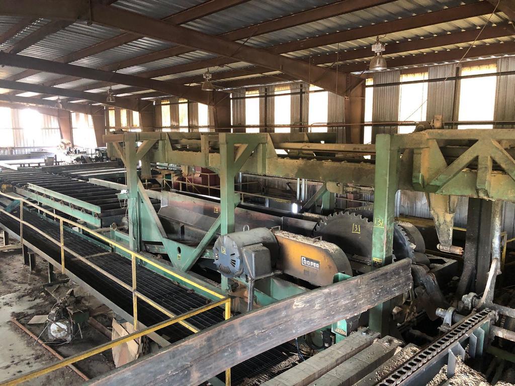 Cooper scragg mill
