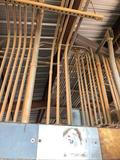 All copper wire & conduit in building