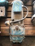 Electric motor and gear box