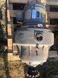 Electric motor with gear box drive
